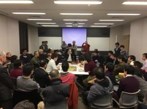 ゲームデザイン討論会